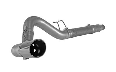"Picture of Flo-Pro 4"" DPF Filter Back Exhaust - Aluminized Ford 2008-2010"