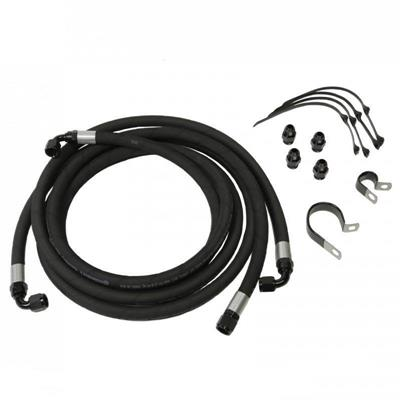 Picture of Fleece Performance 68RFE Replacement Transmission Line Kit - Dodge 2010-2012