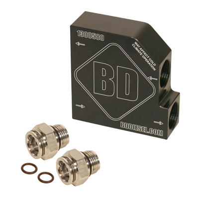 Picture of BD Diesel 68RFE Cooler Bypass KIt - Dodge 2013-2018