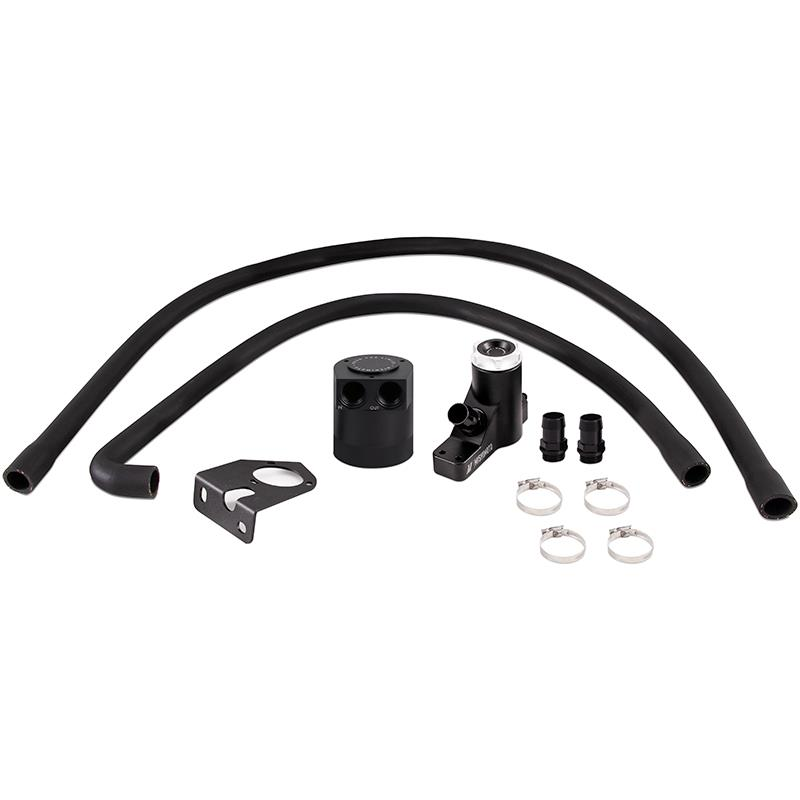 Picture of Mishimoto Baffled Oil Catch Can Kit - Ford 2008-2010