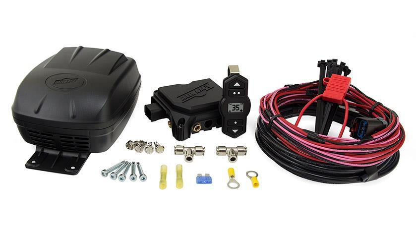 Picture of Airlift WirelessOne 2nd Gen Compressor System - Single Path