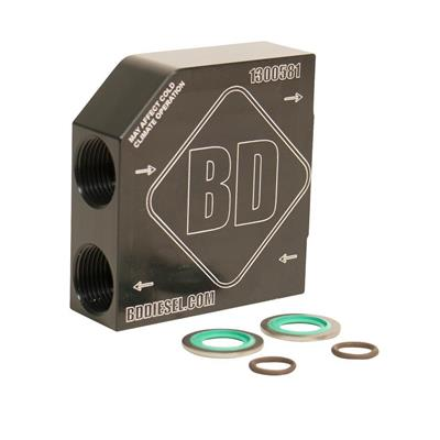Picture of BD Diesel 68RFE / Aisin Cooler Bypass KIt - Dodge 2019