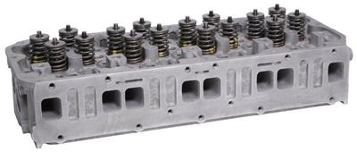 Image de Remanufactured LBZ/LMM Cylinder Head - GMC 2006 - 2010 6.6L - Driver Side