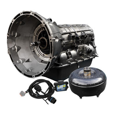 Picture of BD Diesel HD 5R110W Transmission & Converter Package - Ford 2008-2010 4WD