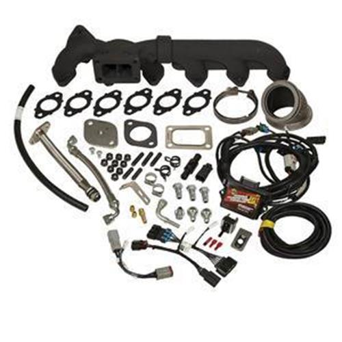 Picture of BD Howler VGT Complete Install Kit With Controller - Dodge 2003-2007