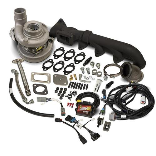 Image de BD Howler Series - Stock VGT Turbo Kit - Dodge 2003-2007