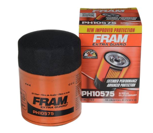 Picture of Fram Replacement Engine Oil Filter - GM 2001-2019