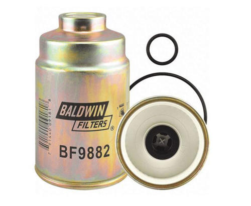 Picture of Baldwin  Replacement Fuel Filter - GM 2001-2014