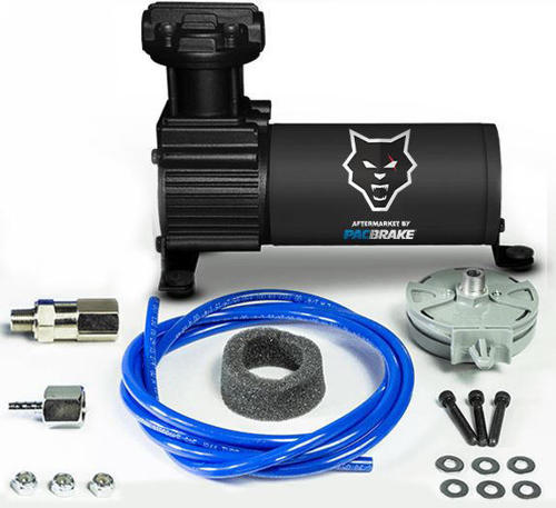 Picture of Pacbrake HP325 Series Basic 12V Air Compressor Kit - Black