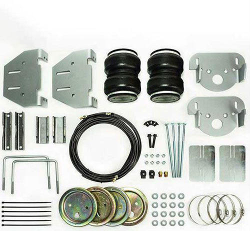Image de Pacbrake Heavy Duty Rear Air Spring Suspension Kit - Ford 2017-2020 F250/350/450 (2wd/4wd)