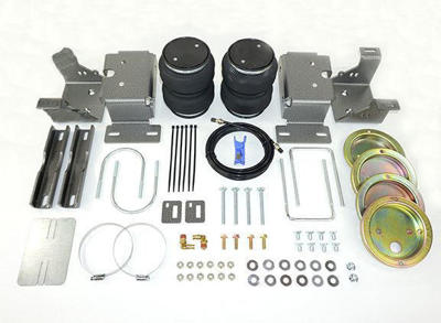 Picture of Pacbrake Rear Air Spring Suspension Kit - Chevy/GMC 2020 2500HD/3500HD (2wd/4wd)