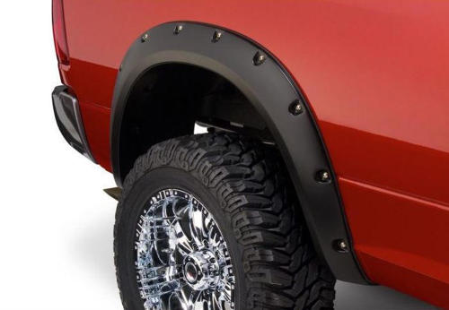 Picture of Bushwacker Pocket Style Flares - 2010-2018 Dodge 2500/3500