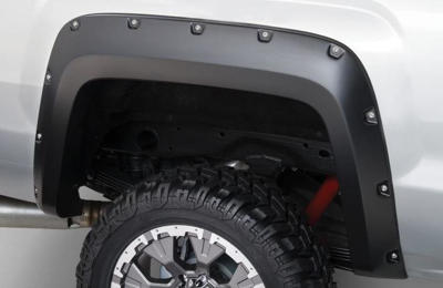 Picture of Bushwacker Pocket Style Flares - 2015-2018 GMC 2500/3500HD