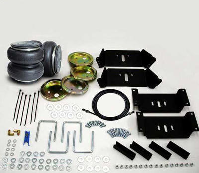Picture of Pacbrake Heavy Duty Rear Air Spring Suspension Kit - Ford 2012-2020 F450/550/600 (2wd/4wd)