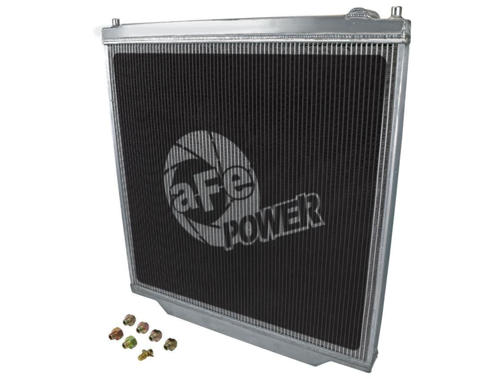 Picture of aFe Aluminum Radiator - Ford 2003-2007