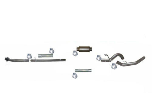 "Image de Flo-Pro 5"" Down Pipe Back Exhaust - Stainless Ford 2020 Auto Trans"