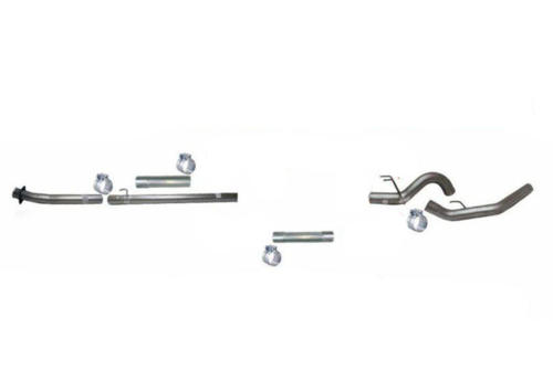 """Image de Flo-Pro 4"""" Down Pipe Back Exhaust - Stainless Ford 2020 Auto Trans"""