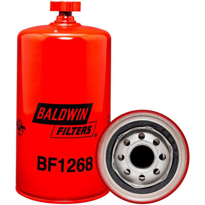Image de Baldwin  Replacement Fuel Filter Water Separator - Ford 2017-2021
