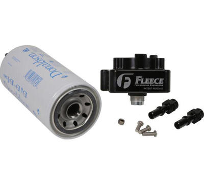 Picture of Fleece Performance Fuel Filter Upgrade Kit - GM 2020+ Short Bed