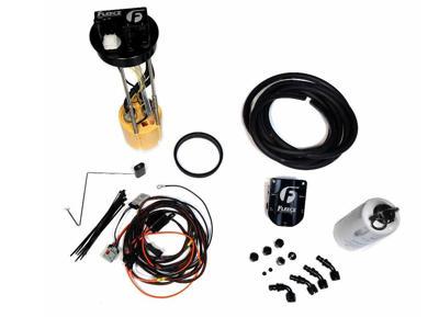 Image de Fuel System Upgrade Kit w/ PowerFlo Lift Pump - Dodge 1998.5-2002