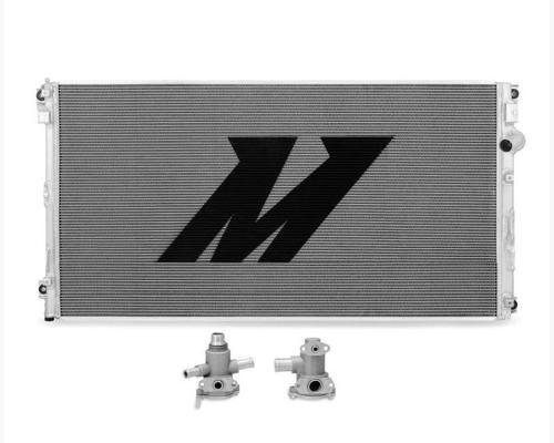 Image de Mishimoto Aluminum Secondary Radiator - Ford 2011-2016