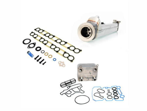 Picture of Bulletproof Package - Semi Square H-Core - Ford 2004-2007