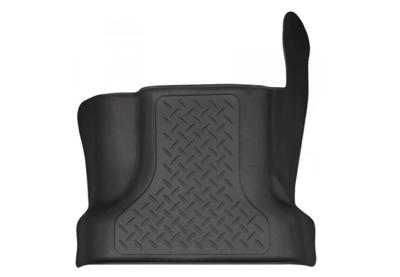 Picture of Husky Floor Mats - Center Hump Floor Liner - Ford 2017-2021 F250/F350 and 2015-2021 F150 Crew Cab/Extended Cab