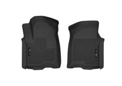 Picture of Husky Front Mats - Front - GM 2019-2021 Crew Cab/Double Cab