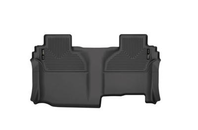 Picture of Husky Front Mats - Front - GM 2019-2021 1500 2020-2021 2500hd/3500 Double Cab