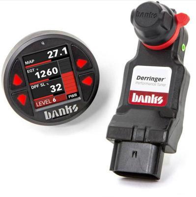 Image de Banks Power Derringer Tuner w/ IDASH 1.8 - Ecodiesel 2014-2018