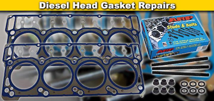 Head Gasket Repairs Repair Specials -  Call for Estimate