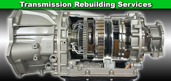 Heavy Duty Exchange Transmissions - Call for Details