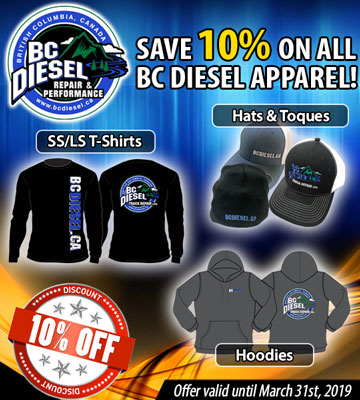 10% Off All BC Diesel Apparel