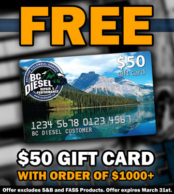 Free $50 Gift Card Offer